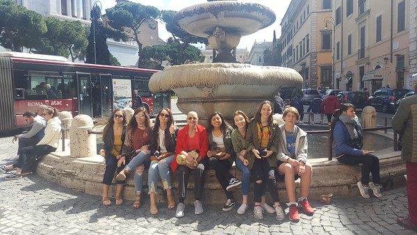 Dr. Mac's 2018 Italy Cultural Journey