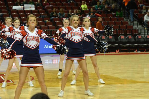 Cheerleaders - State GBB - Gretna
