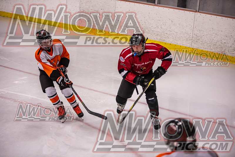 Nov 16 2019 Redwood Falls vs Ames