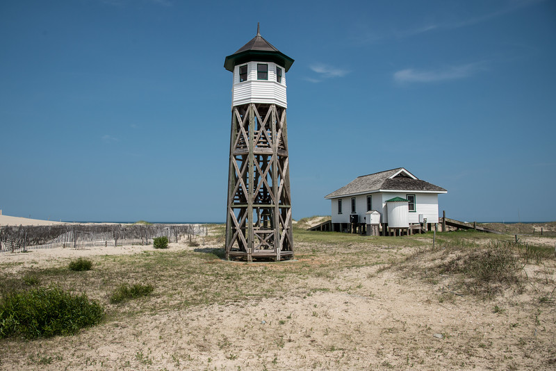 Life Saving Station - Currituck