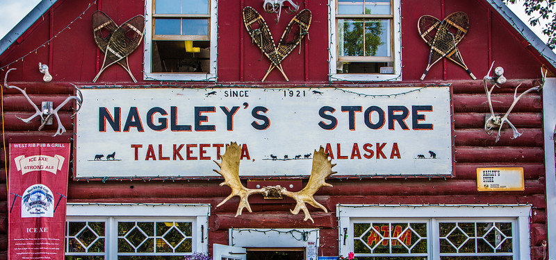 Talkeetna - Day 8