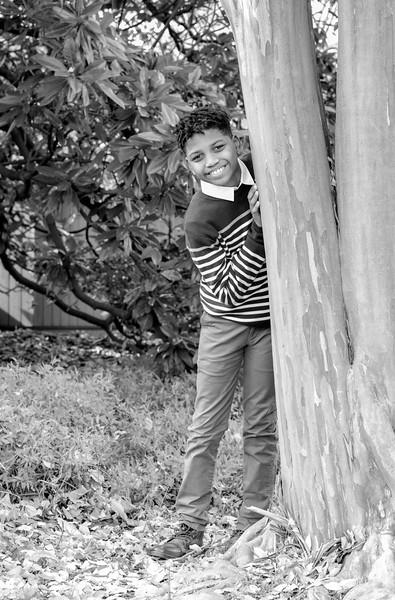 Khalil's Photosession at National Arboretum WDC