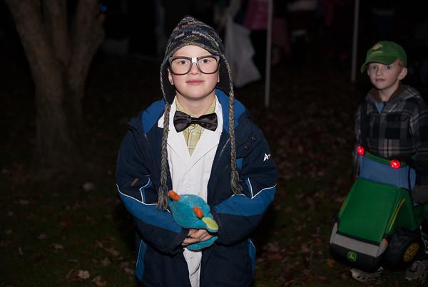 Hunt Halloween Party 2012