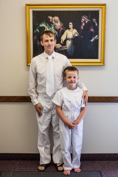 Dawson Baptism