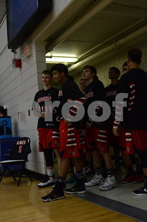Fort Dodge @ Ames Boys Basketball