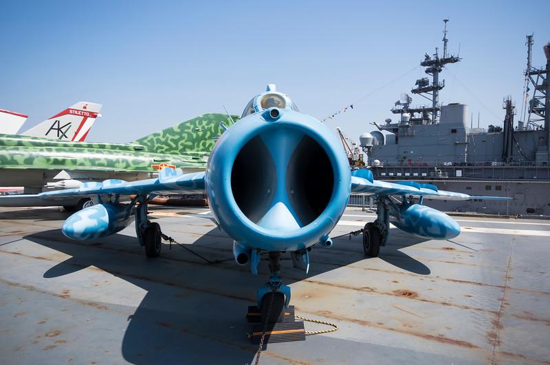 MiG-17 (polish ZL-Mielec Lim-5)