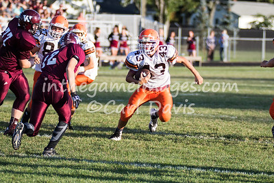 Junior High (combined) vs. Wellington 9-15-16