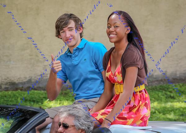 Lake Mary High School Homecoming Parade 2011