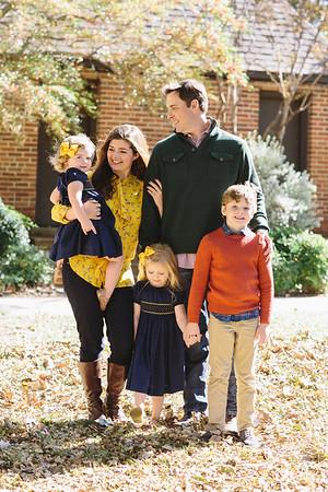 Stovall Family | Mini Session
