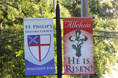St. Philip's Easter Vigil 2012
