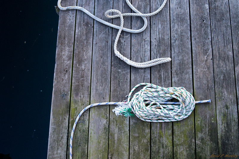 Resting Rope