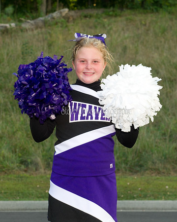 WAA Junior Cheer September 2015