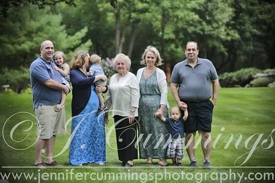 Cyndi Cook Robertson Family