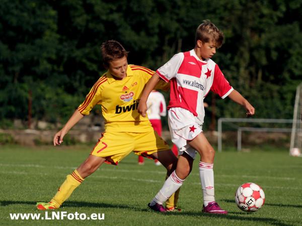 Partners Cup: Dukla - Slavia 2:0