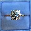 1.58ct Old European Cut Diamond Solitaire, EGL K VS2 24