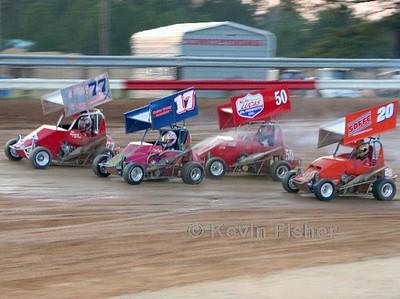 Hammerdown Speedway - 3/22/08