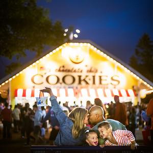 Goodmans at the Fair [family]