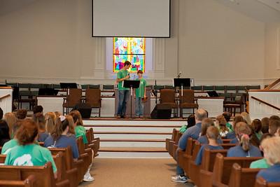 ECCS Hector Spirit Day chapel Sept 2019