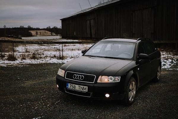Audi A4 müügiks