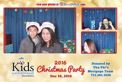 Kids Unlimited Foundation 2016 Christmas Party-12-10-2016