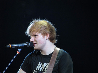 Taylor Swift, Ed Sheeran, Joel Crouse