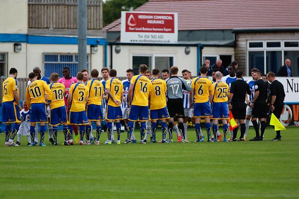 Nuneaton 2 - 1 Altrincham Aug 2014