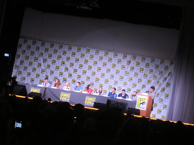 San Diego Comic-Con 2016 - Day 3