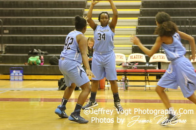 12-15-2014 Montgomery Blair HS vs Springbrook HS Girls Varsity Basketball , Photos by Jeffrey Vogt Photography with James McCrae