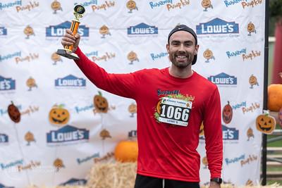2018 Runaway Pumpkin 1/2 Marathon & 8K