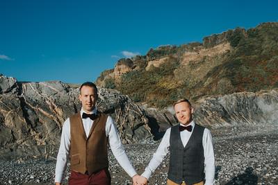 Adam and Glen Wedding