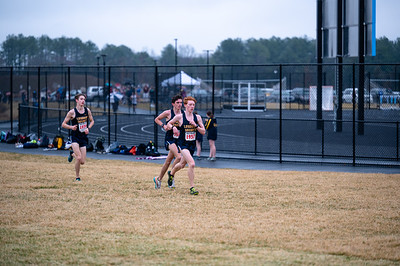Cross Country: Lightridge Meet 2021 by Derrick Jerry on March 24, 2021