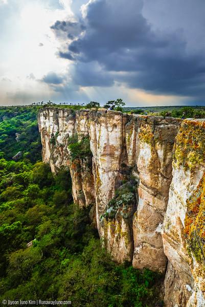 Cayote Canyon, Guanajuato, Mexico