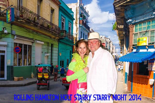 Rollins Hamilton Holt - Cuban Starry Starry Night 2014