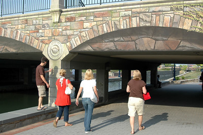 Frederick Community Bridge - July 2007