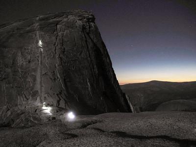 Half Dome: Aug 11-14, 2011
