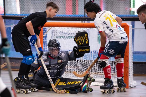 Hockey Forte vs HC Valdagno