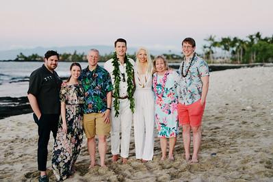 Betsy + Eric // Four Seasons Hualalai