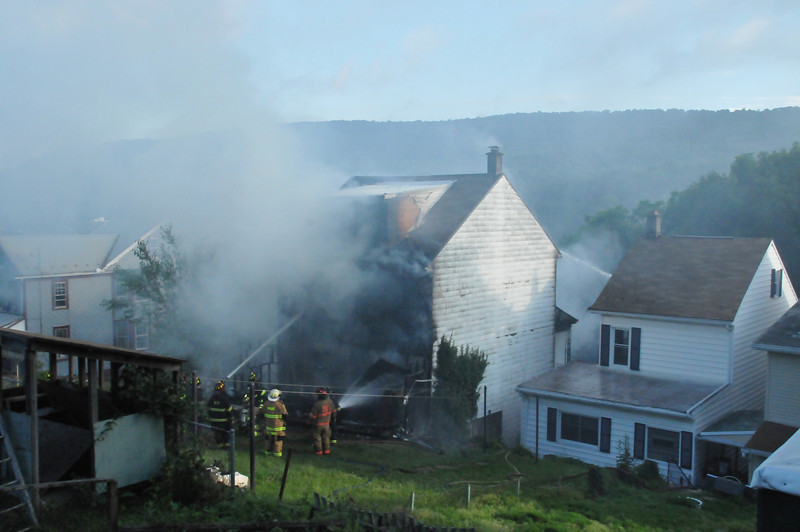 Coal Township House Fire  7-4-2013 002.JPG