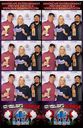 BOMA Inland Empire Charity Golf- Photo Booth Pictures