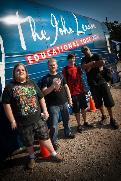2012_07_26, Avid, JLETB, JLSC, lb.org, Music Festival, SAE, Students, Vans Warped Tour 2012