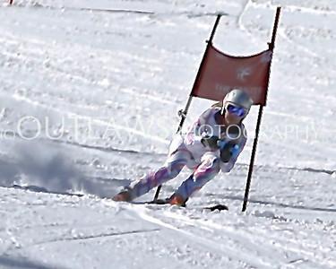 Outlaw Slalom Ski Team @ State 3-07-14 Edited