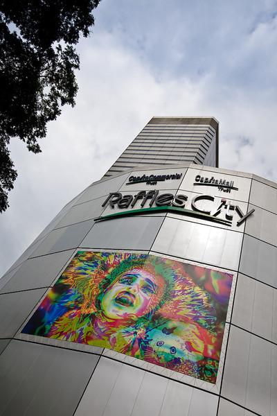 Raffles Shopping Centre