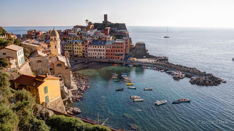 Cinque Terre, Italy -  October 2017