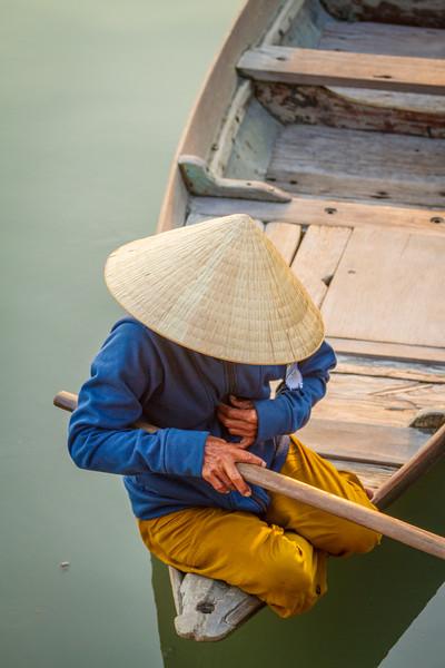 Boat at Hoi An