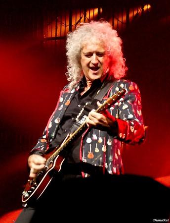 Queen + Adam Lambert, Las Vegas, 9-21-18