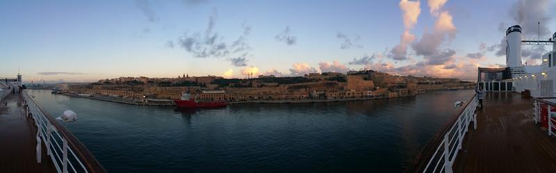 Valletta, Malta Nov 21- overnite