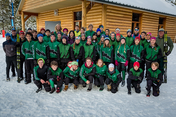 2018 OISRA Meissner XC Ski Race
