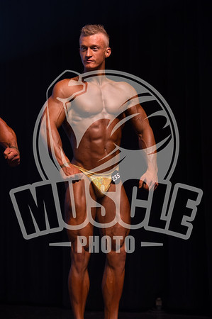 Classic Bodybuilding Senior Over 180 cm