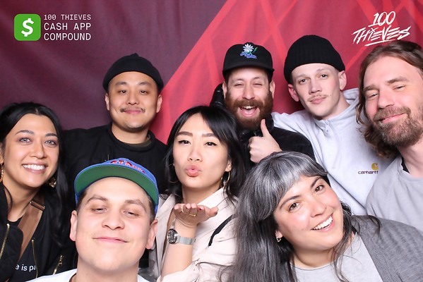 100 Thieves Cash App Compound (SkinGlow Booth)