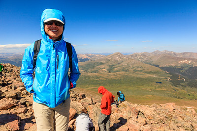 Mt Bierstadt - August 2014